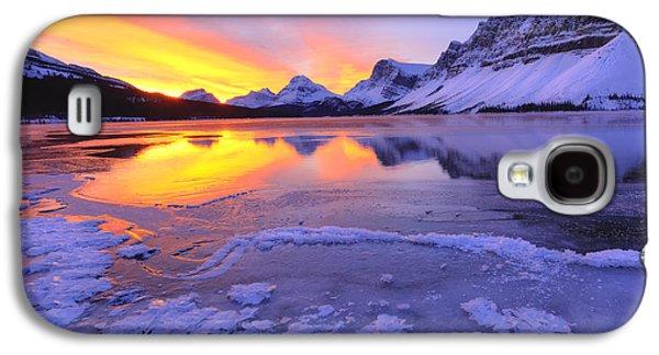 Galaxy S4 Case - November Freeze 2 by Dan Jurak