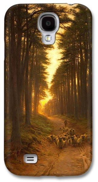 Now Came Still Evening On, Circa 1905 Galaxy S4 Case