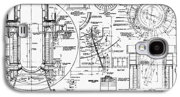 Nuclear Power Plant Components, Diagram Galaxy S4 Case by Library Of Congress