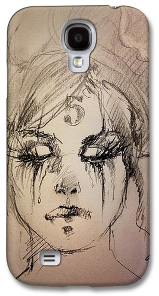 Number Five Galaxy S4 Case by H James Hoff