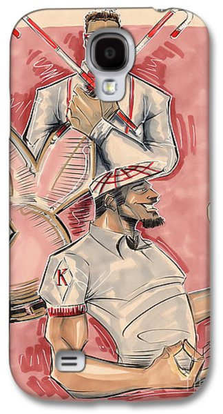 Nupes Galaxy S4 Case by Tu-Kwon Thomas