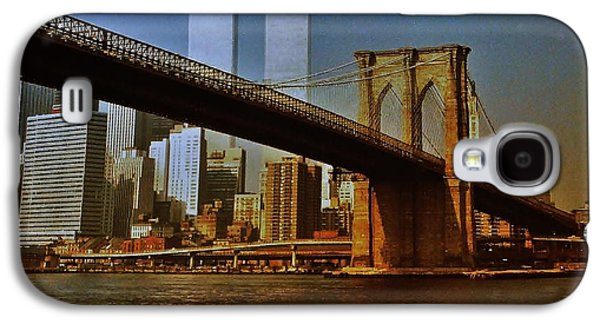 Nyc 1976 Galaxy S4 Case by Benjamin Yeager
