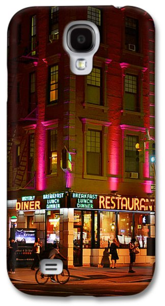 Waverly Diner Galaxy S4 Case by Laura Fasulo