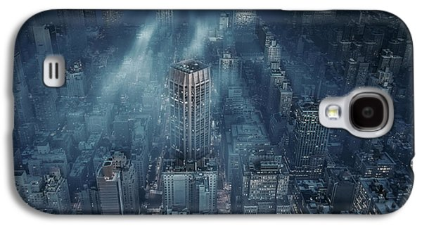 Nyc Galaxy S4 Case