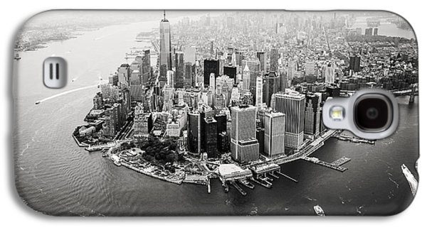 Nyc Manhattan Aerial Galaxy S4 Case
