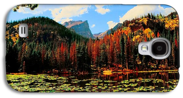 Nymph Lake Galaxy S4 Case by Kathleen Struckle