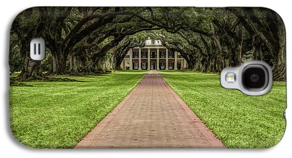 Oak Alley Plantation Galaxy S4 Case