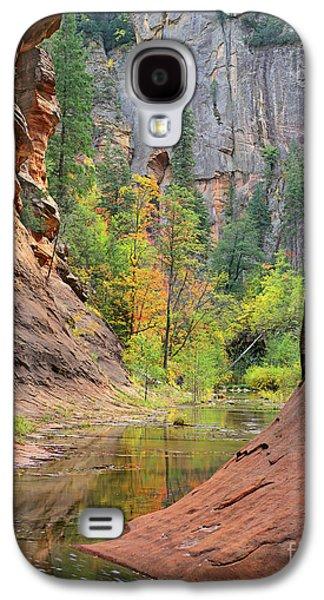 Oak Creek Canyon Galaxy S4 Case by Timm Chapman