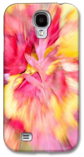 Oak Leaf With Autumn Foliage Galaxy S4 Case
