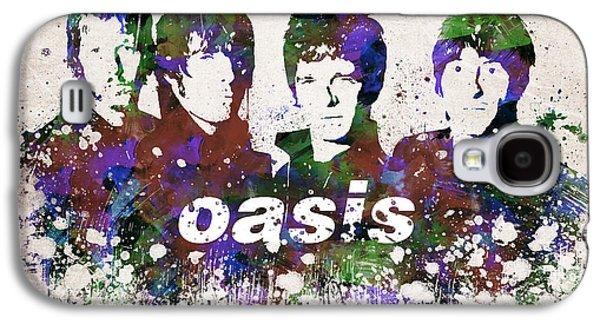 Oasis Portrait Galaxy S4 Case