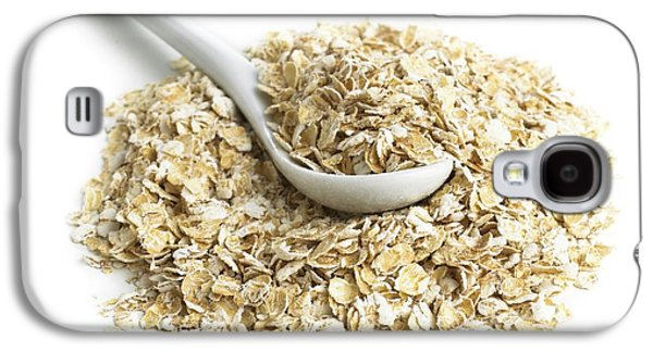Oats And A Spoon Galaxy S4 Case by Science Photo Library