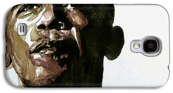 Obama Hope Galaxy S4 Case by Paul Lovering