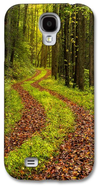 Obscured Galaxy S4 Case by Chad Dutson