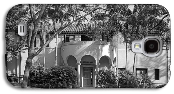 Occidental College Erdman Hall Galaxy S4 Case by University Icons