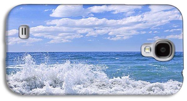 Ocean Surf Galaxy S4 Case by Elena Elisseeva