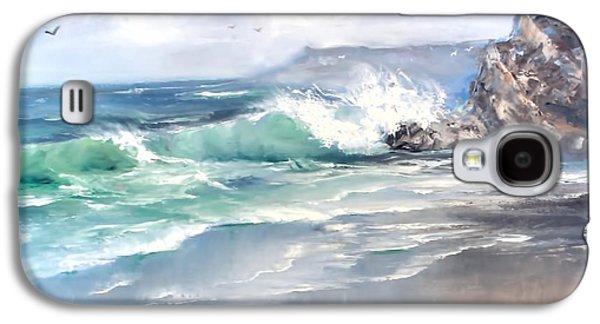 Ocean Surf Galaxy S4 Case