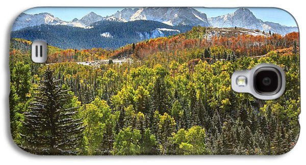 October In The San Juans Galaxy S4 Case