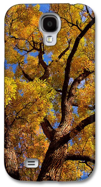October Galaxy S4 Case by James BO  Insogna