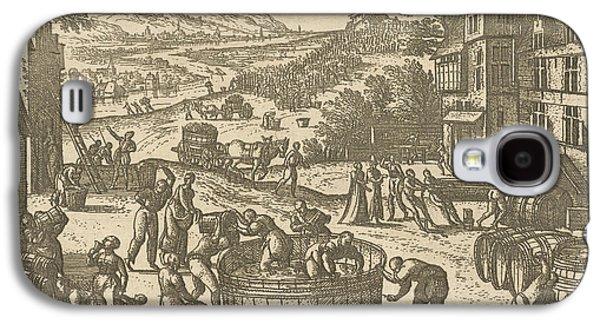 October, Pieter Van Der Borcht Galaxy S4 Case by Pieter Van Der Borcht (i)