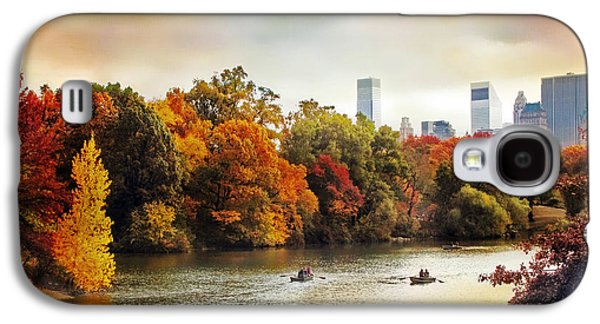 Ode To Central Park Galaxy S4 Case by Jessica Jenney