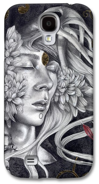 Of Love And Shadows Galaxy S4 Case by Patricia Ariel