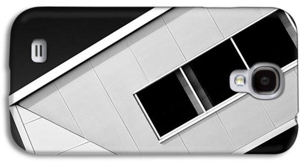 Office Corner Galaxy S4 Case