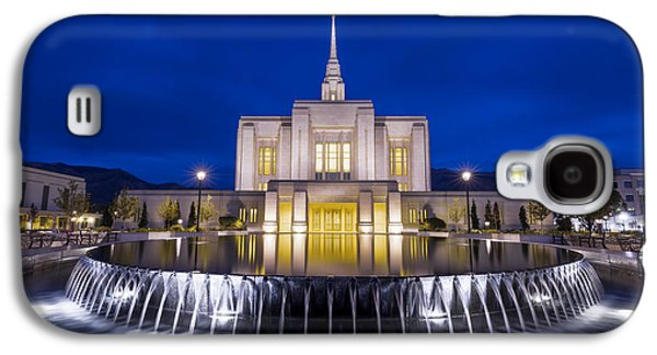 Ogden Temple II Galaxy S4 Case by Chad Dutson