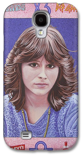 Oh Sherrie Galaxy S4 Case by Lance Bifoss