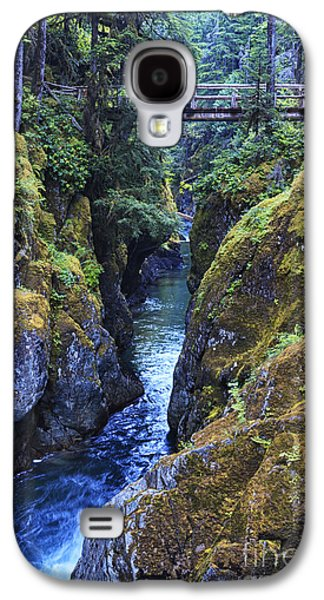 Ohanapecosh River Galaxy S4 Case