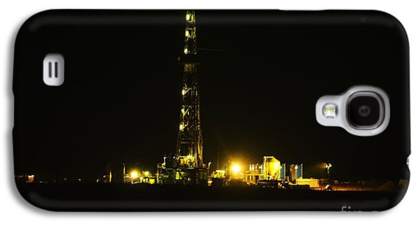 Killdeer Galaxy S4 Case - Oil Rig by Jeff Swan