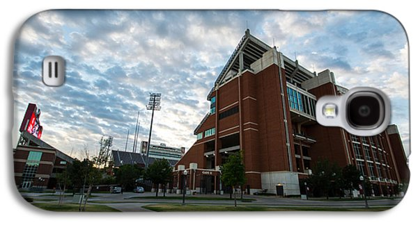 Oklahoma Memorial Stadium Galaxy S4 Case