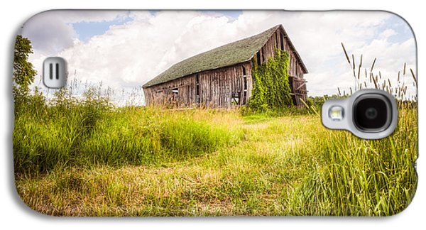 Old Barn In Ontario County - New York State Galaxy S4 Case