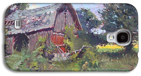 Old Barns  Galaxy S4 Case