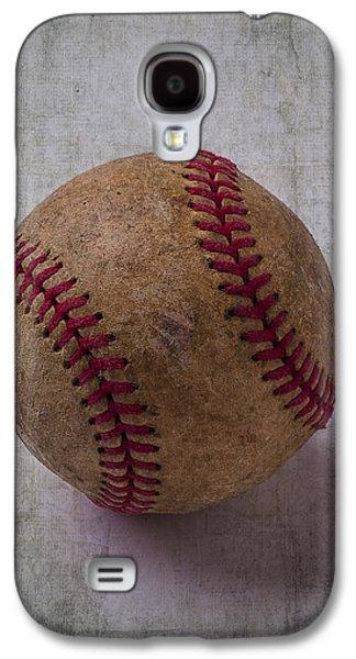 Old Baseball Galaxy S4 Case by Garry Gay