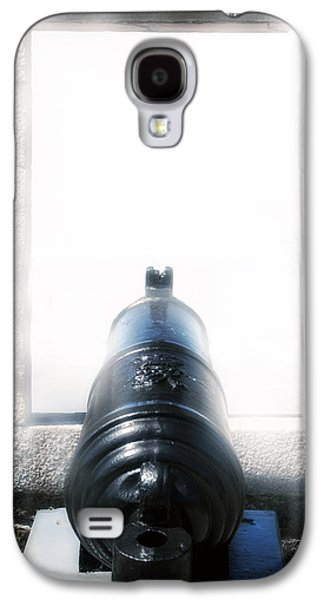 Old Cannon Galaxy S4 Case by Joana Kruse