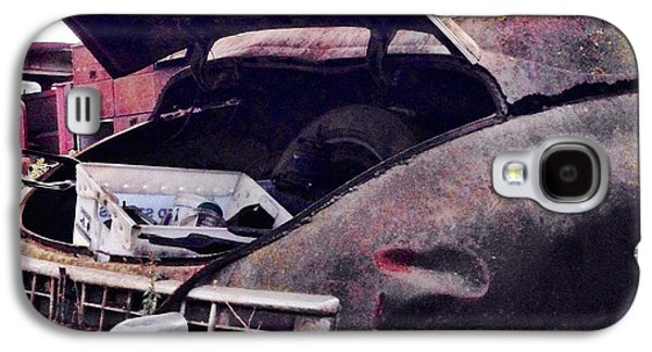 Classic Galaxy S4 Case - Old Car by Julie Gebhardt