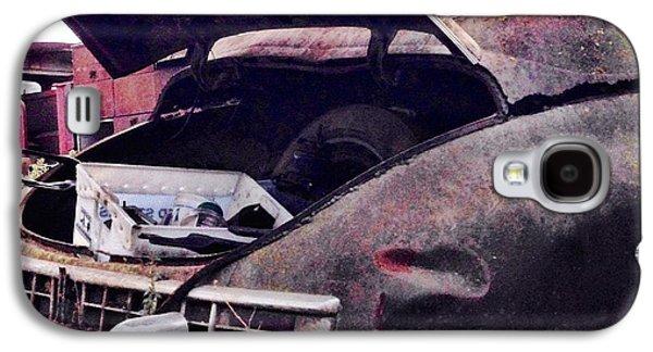 Old Car Galaxy S4 Case
