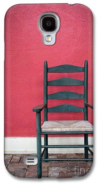 Restful Spot Cornish New Hampshire Galaxy S4 Case by Edward Fielding