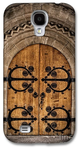 Old Church Door Galaxy S4 Case