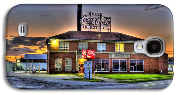 Old Coca Cola Bottling Plant Galaxy S4 Case