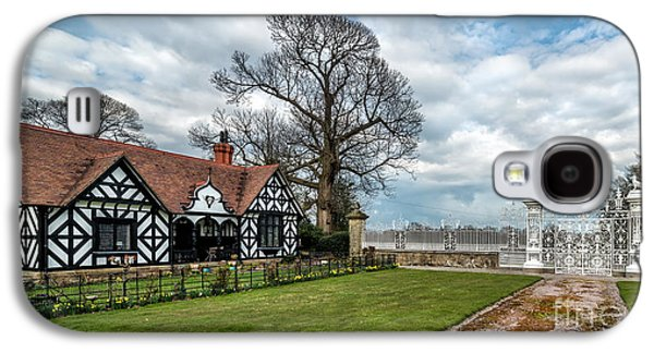 Old English Lodge Galaxy S4 Case by Adrian Evans