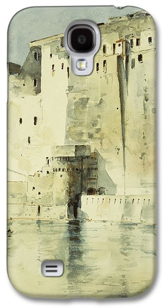 Old Fortress Naples Galaxy S4 Case