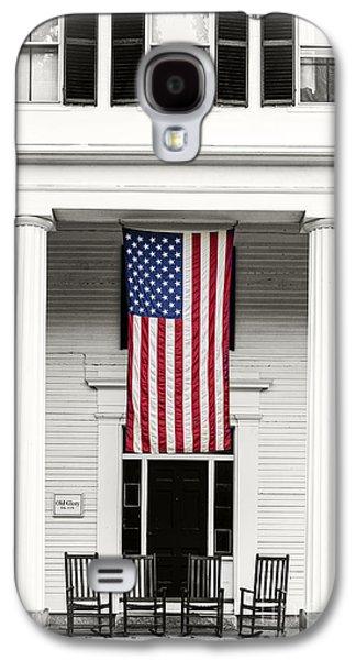 Old Glory Est. 1776 Galaxy S4 Case by Edward Fielding