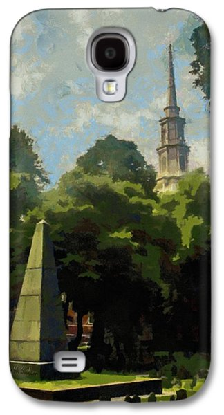 Old Granery Burying Ground Galaxy S4 Case