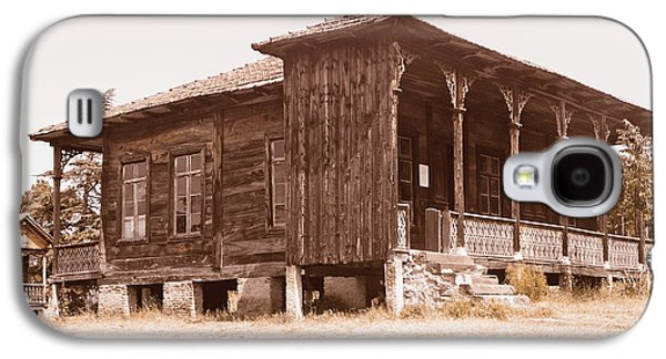 Old House Galaxy S4 Case by Lali Kacharava