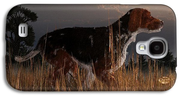 Old Hunting Dog Galaxy S4 Case