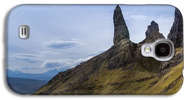 Old Man Of Storr Isle Of Skye Galaxy S4 Case