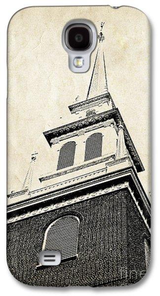 Old North Church In Boston Galaxy S4 Case