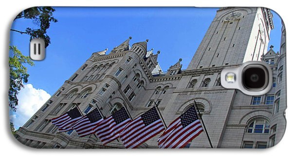 The Old Post Office Or Trump Tower Galaxy S4 Case by Cora Wandel