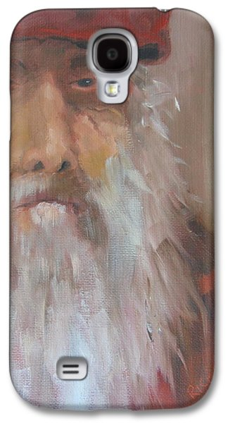 Old Salt Christo At 80 Galaxy S4 Case by Susan Richardson